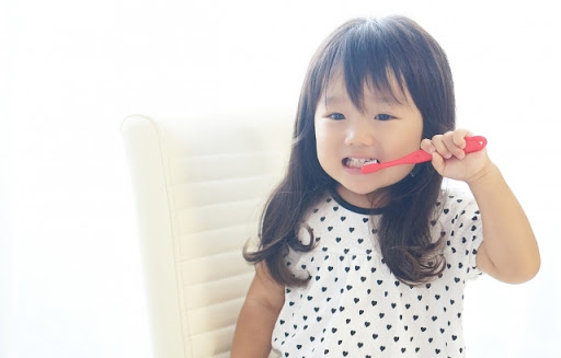 歯磨き子供