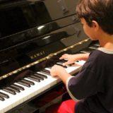 ピアノ楽譜子供