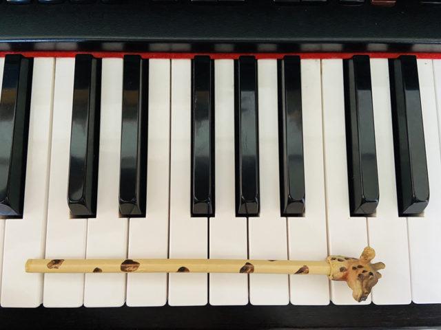 ピアノ位置